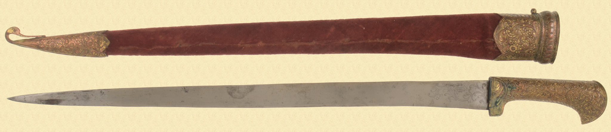 INDIAN SHORT SWORD