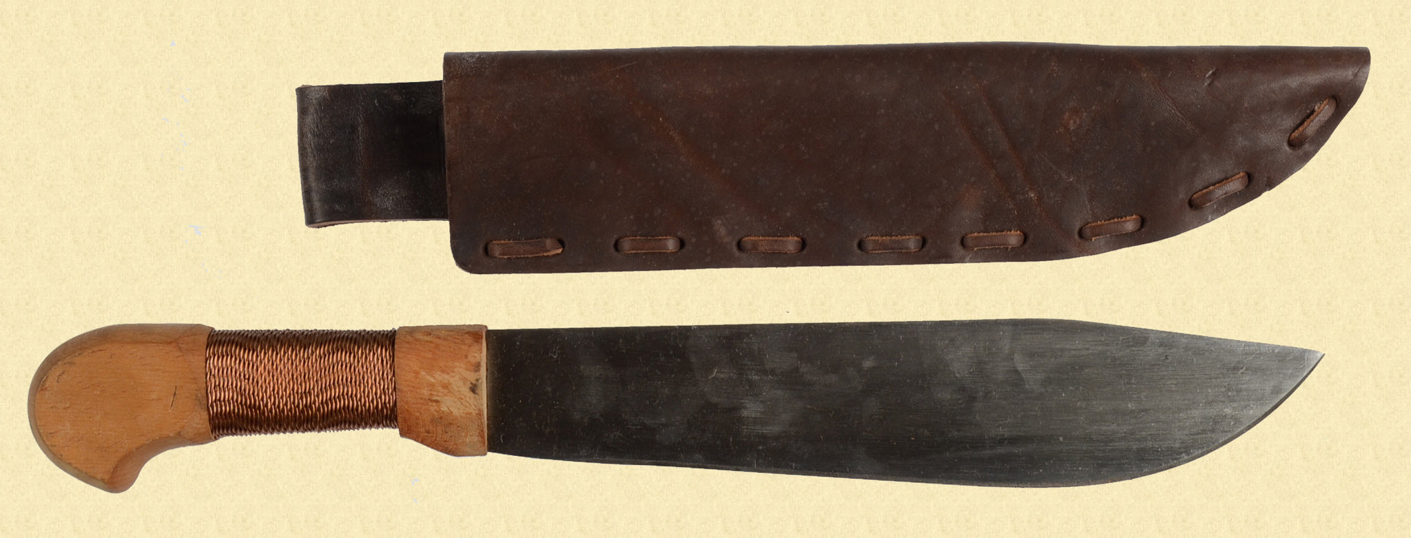 MARTINDALE NO.43 KNIFE