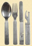 GERMAN WW2 UTENSIL SET