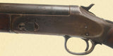 HARRINGTON & RICHARDSON SINGLE BARREL SHOTGUN