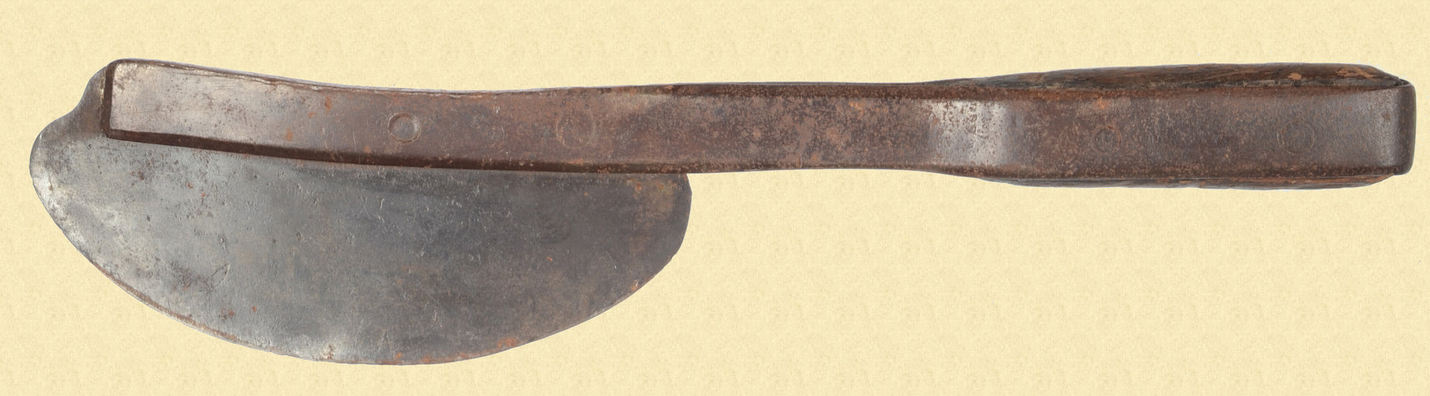 ANTIQUE CHOPPING TOOL