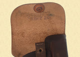 GERMAN WW2 SAUER 38H PISTOL HOLSTER SA MARKED