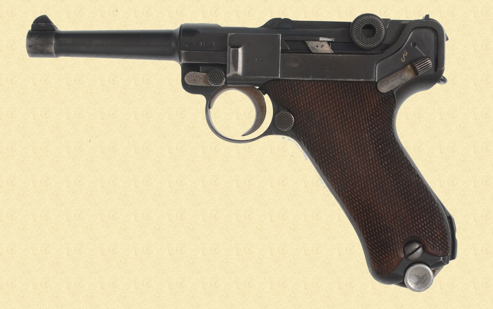 MAUSER P.08 PERSIAN CONTRACT