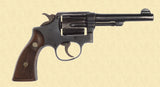 SMITH & WESSON 1905 HAND EJECTOR
