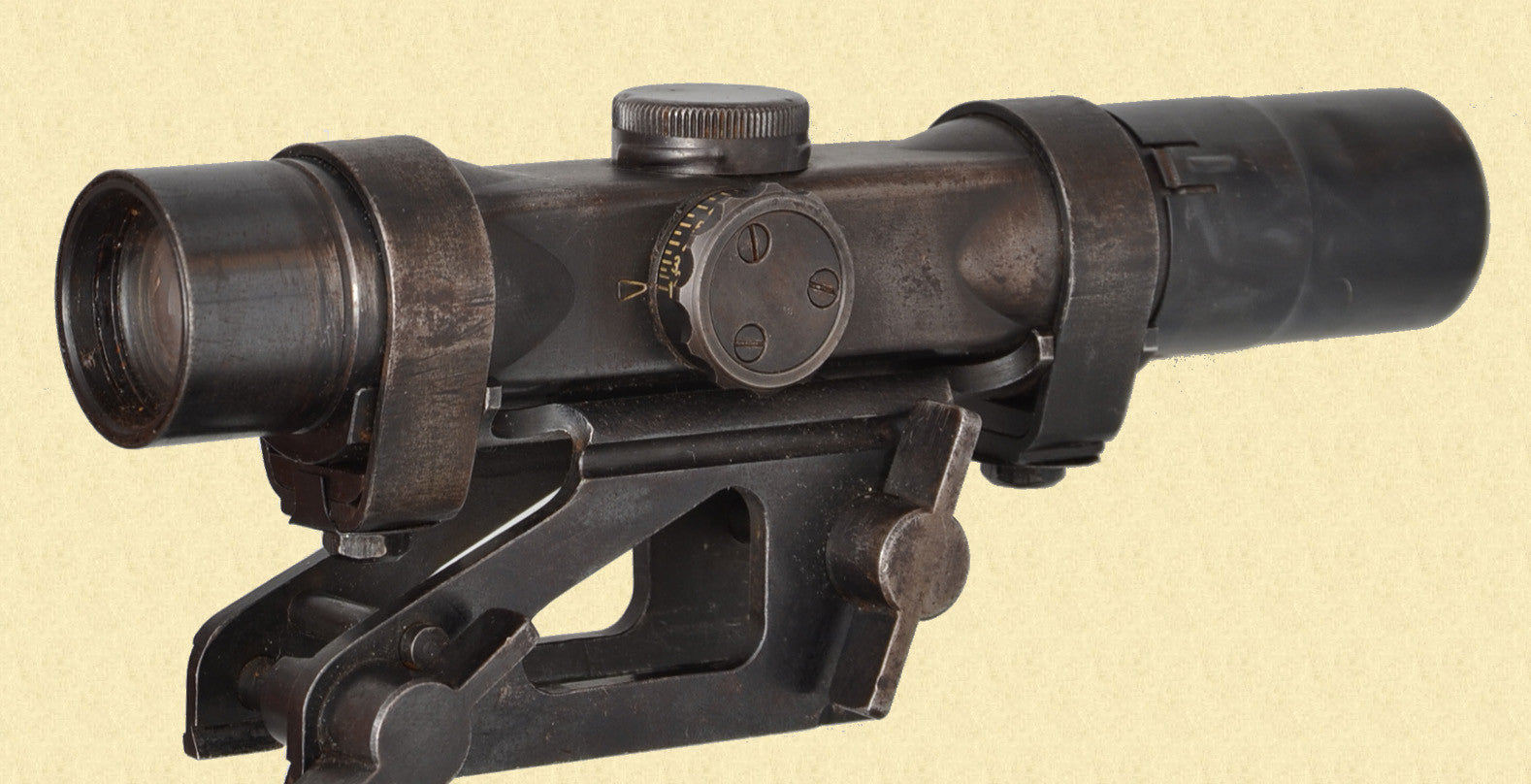 German Ww2 Zf4 Fg42 Rifle Scope Simpson Ltd