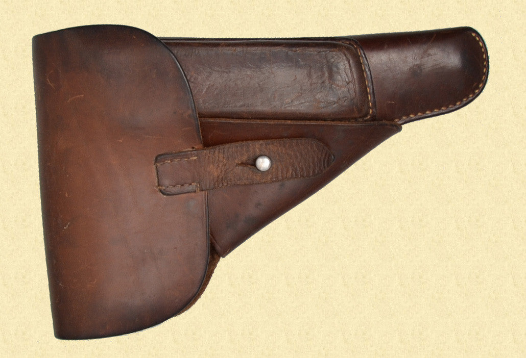 GERMAN P.38 SOFT SHELL HOLSTER