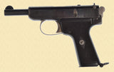 WEBLEY 1922 9MM AUTOMATIC
