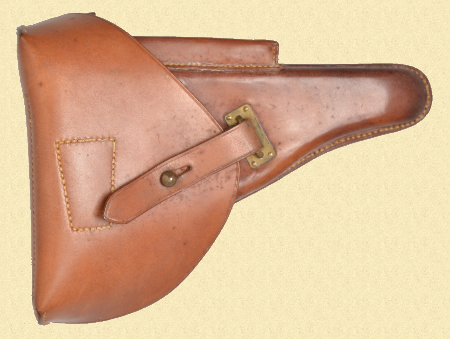 PORTUGUESE M943 LUGER HOLSTER