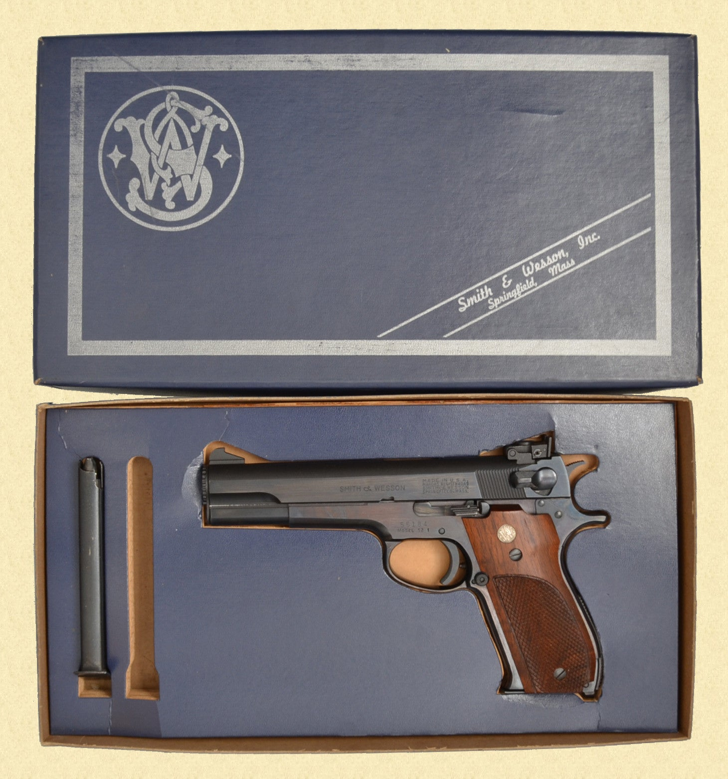 SMITH & WESSON 52-1