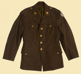 U.S. WW2 DRESS COAT AND TROUSERS