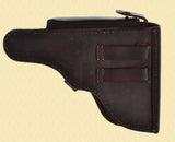BULGARIAN LUGER HOLSTER