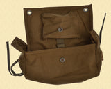 GERMAN WW2 A FRAME BAG