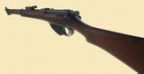 LEE ENFIELD SHT 22 MKII TRAINING RIFLE