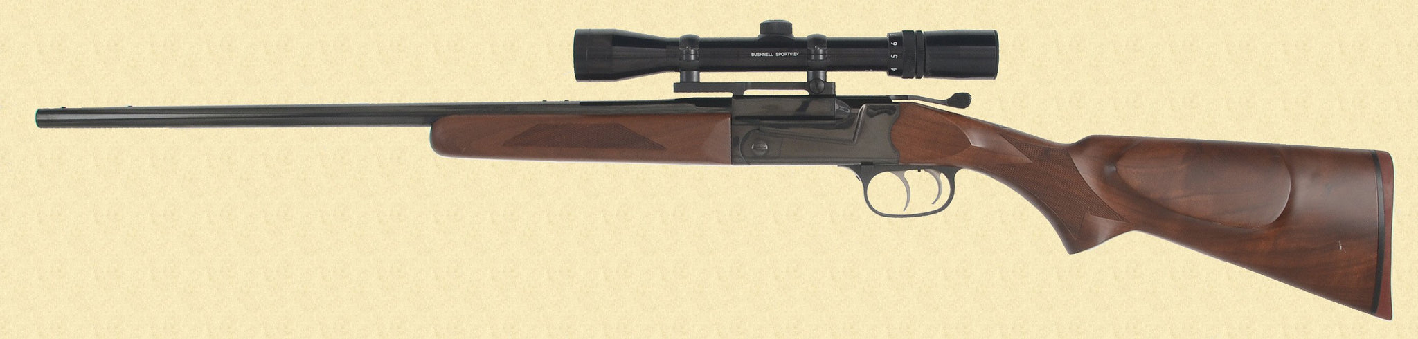THOMPSON CENTER ARMS HUNTER DELUXE