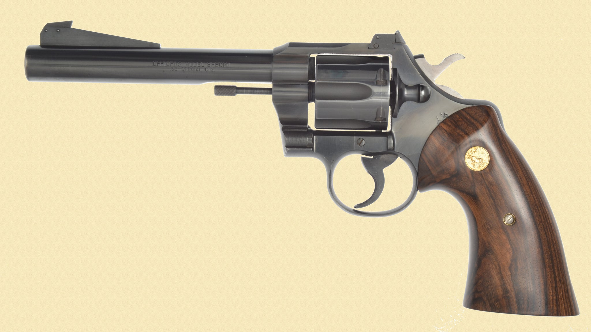 COLT OFFICERS MODEL SPECIAL
