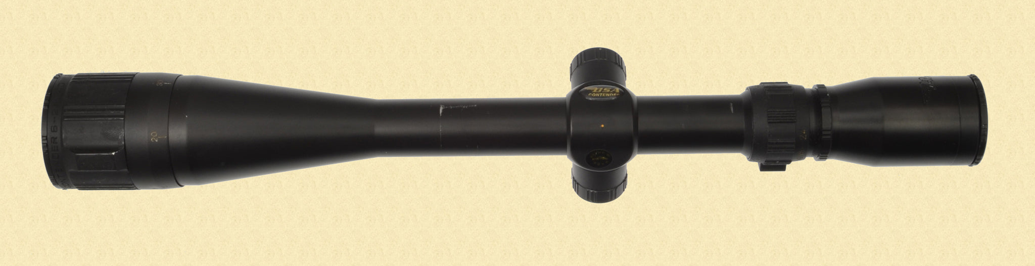 BSA 6-24X40 CONTENDER RIFLESCOPE