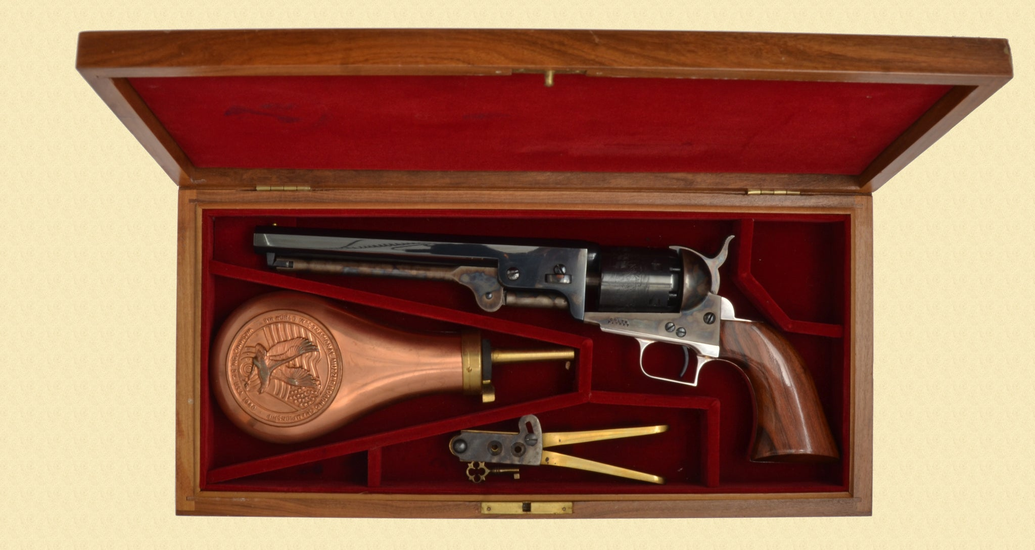COLT 1851 NAVY BLACKPOWDER SERIES