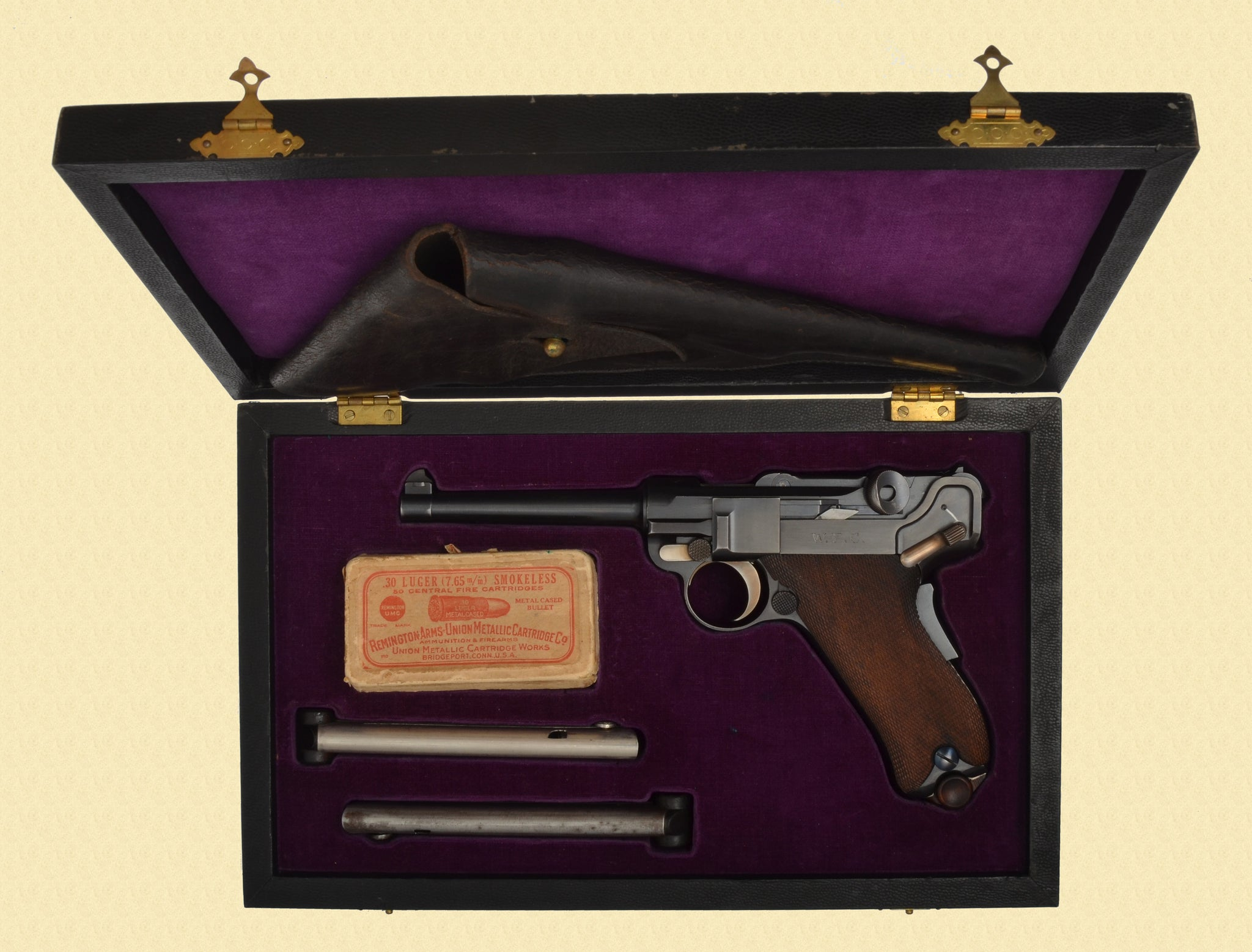 DWM 1900 AM EAGLE CASED