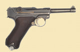 MAUSER TURKISH BANNER LUGER