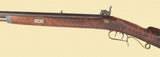 GOLCHER PERCUSSION KENTUCKY RIFLE
