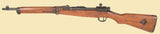 JAPANESE TYPE 38 CARBINE