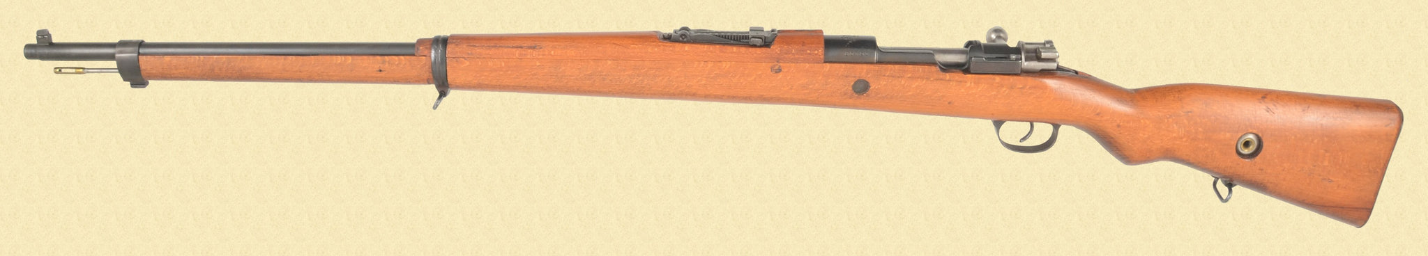 MAUSER T-38 TURKISH