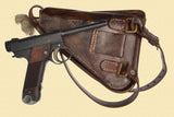 JAPANESE TYPE 14 LARGE TRIGGER GUARD WITH HOLSTER