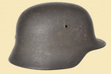 GERMANY WWII HERR HELMET MODEL 42 SINGLE DECAL