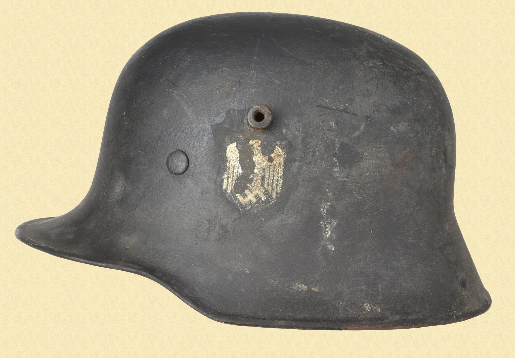 GERMANY M-18 WWI TRANSITIONAL HELMET