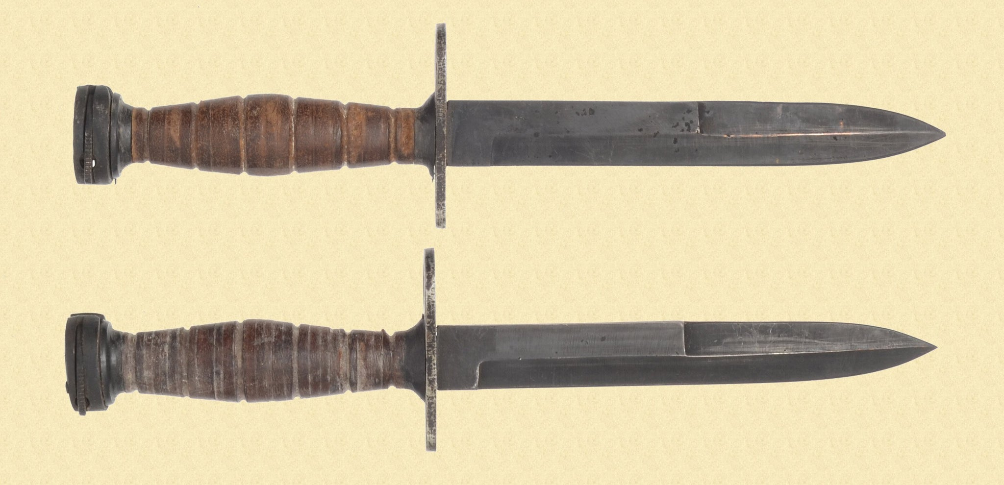 U.S. LOT OF BAYONETS