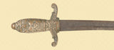 UNKNOWN STAGE SWORD