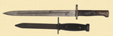 VARIOUS LOT OF 2 BAYONETS