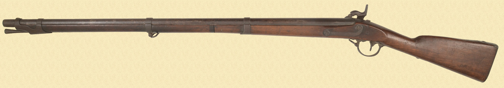 HARPERS FERRY 1841 PERCUSSION RIFLE