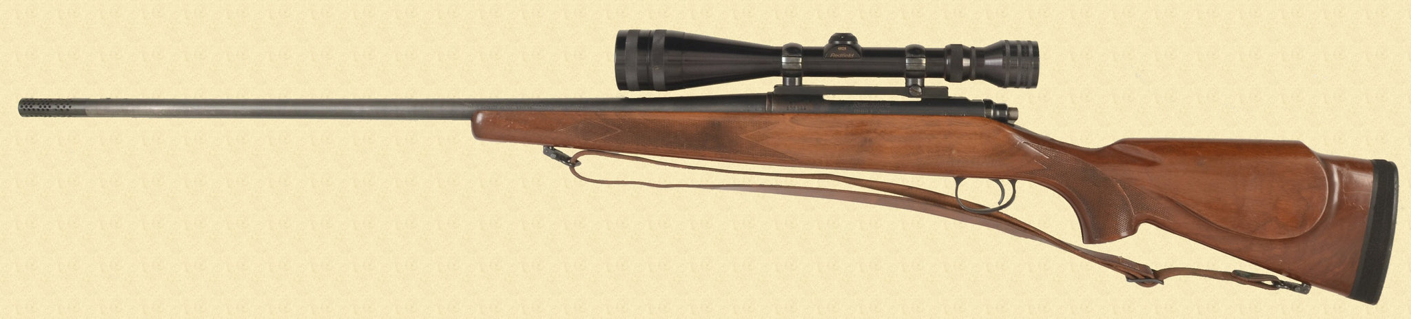 REMINGTON MODEL 700 WITH SCOPE