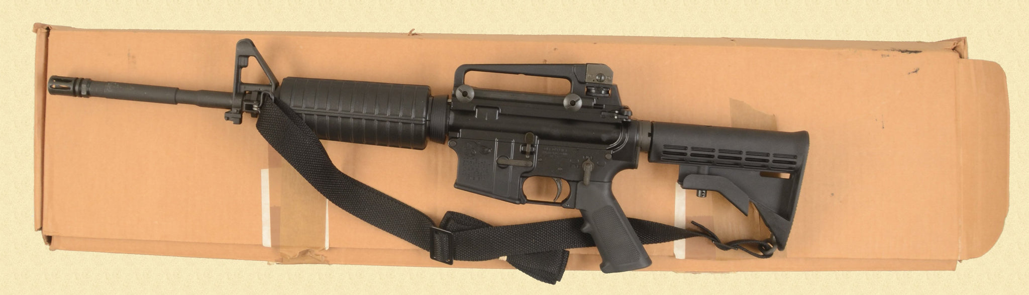 COLT AR 15 LAW ENFORCEMENT