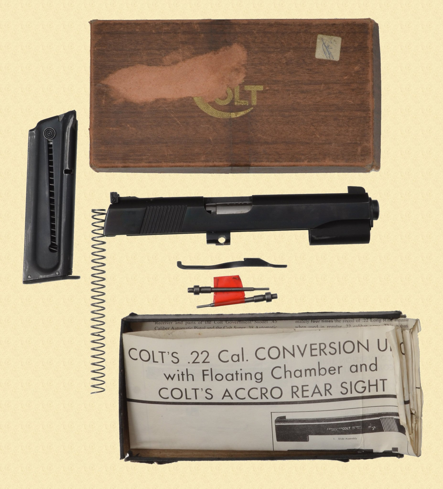 COLT 22 CONVERSION UNIT