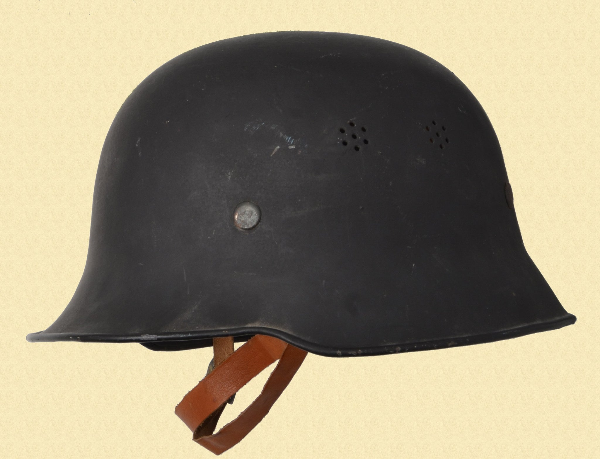 GERMAN M34 CIVIC (NO DECALS) HELMET