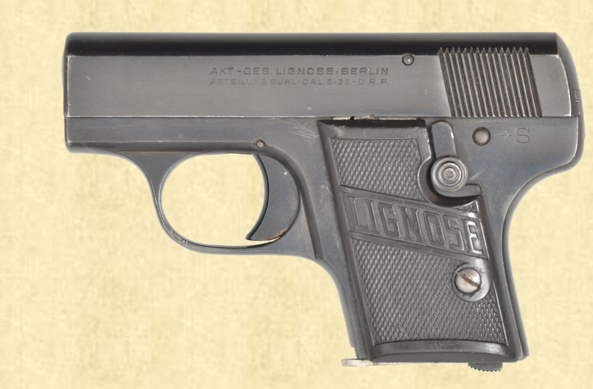GERMAN LIGNOSE MODEL 2