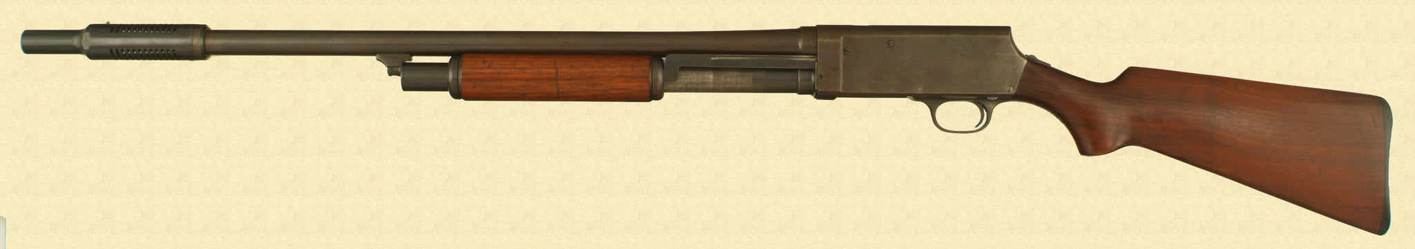 STEVENS MODEL 520-30 MILITARY TRAINING SHOTGUN
