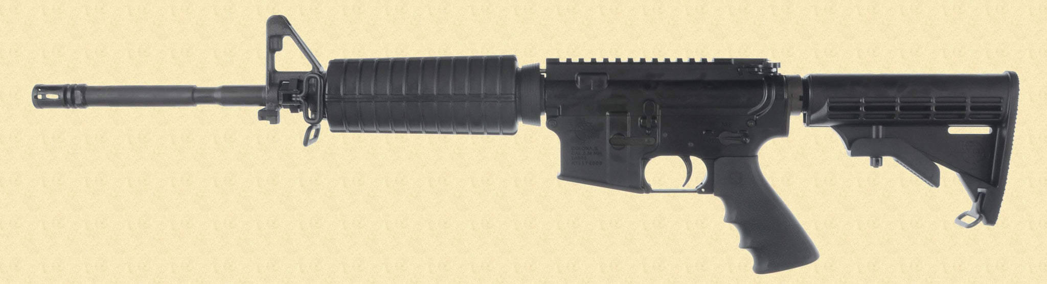 ROCK RIVER ARMS LAR-15