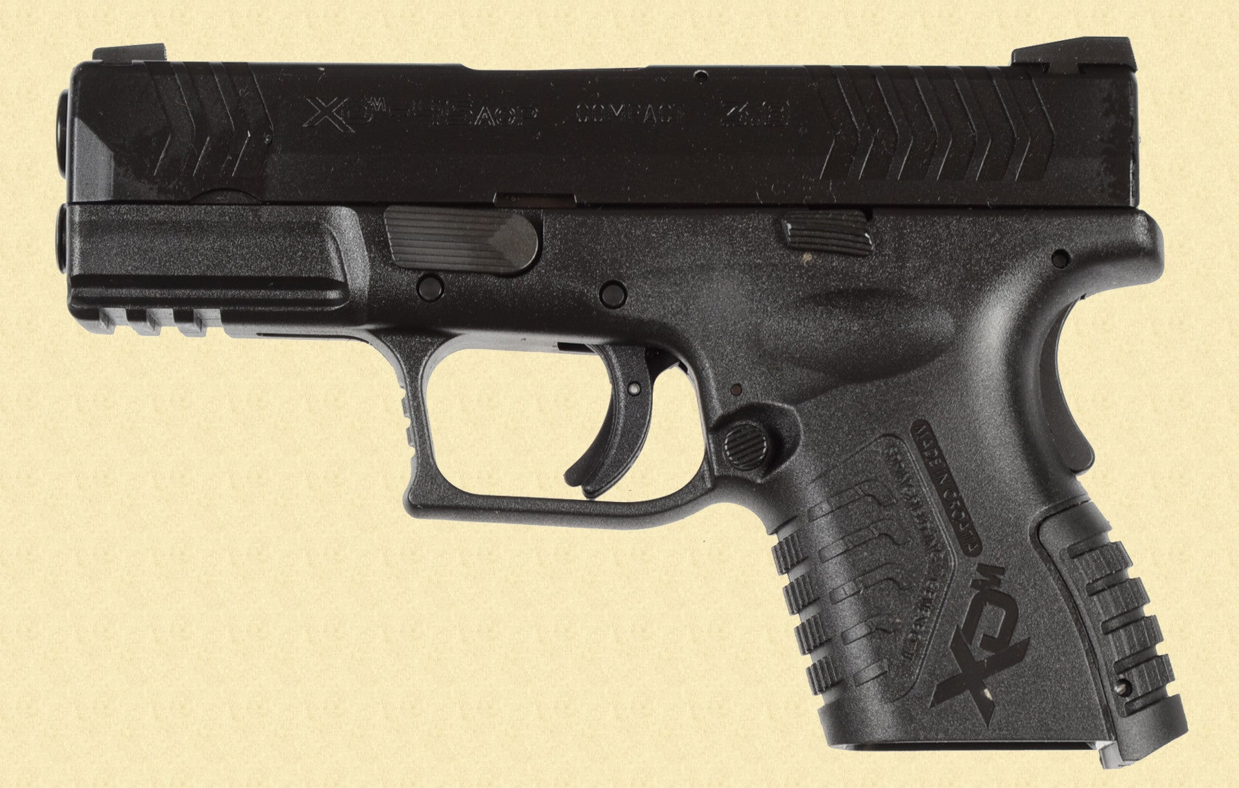 SPRINGFIELD ARMORY XDM-45 COMPACT