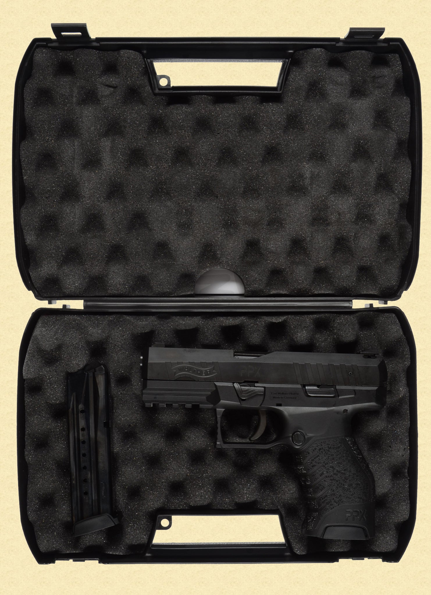 WALTHER MODEL PPX