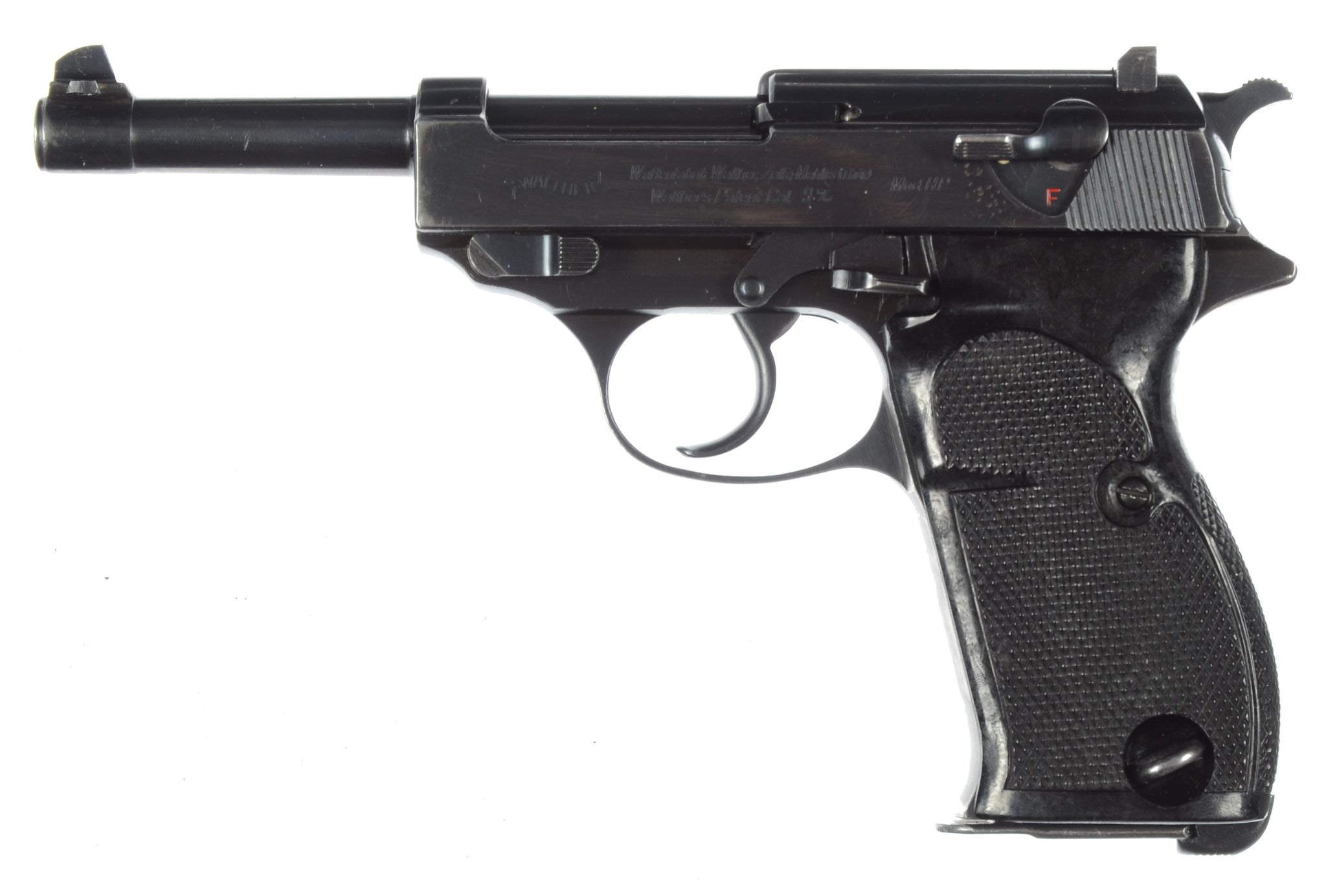 WALTHER MODEL HP