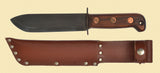 BRITISH ARMY SURVIVAL KNIFE