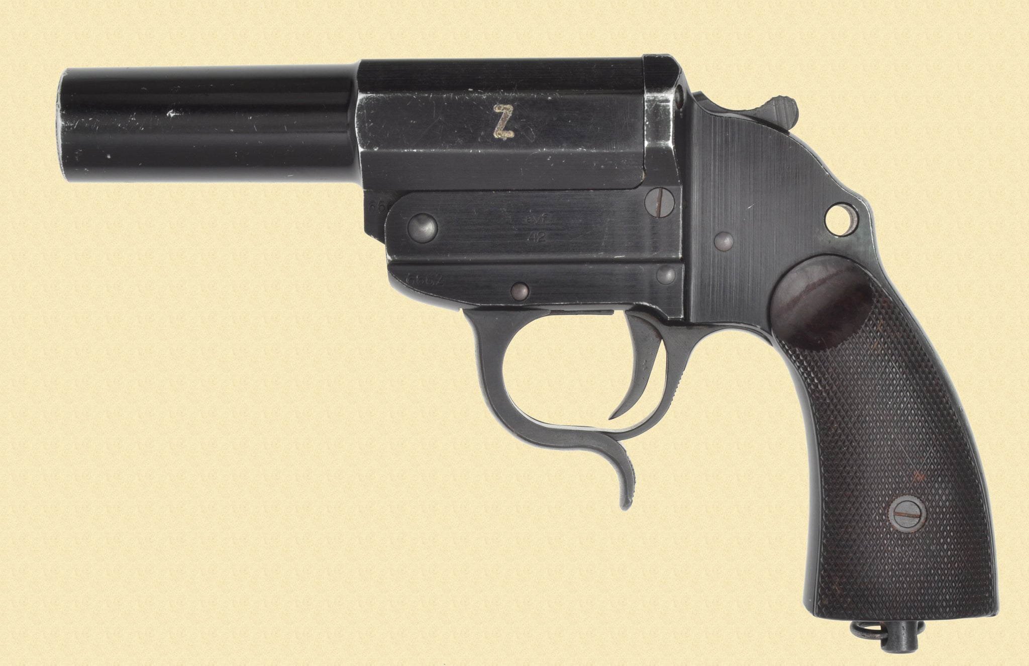 GERMANY NAZI MODEL Z FLAIR PISTOL