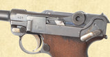 GERMAN SIMSON LUGER 9MM POLICE