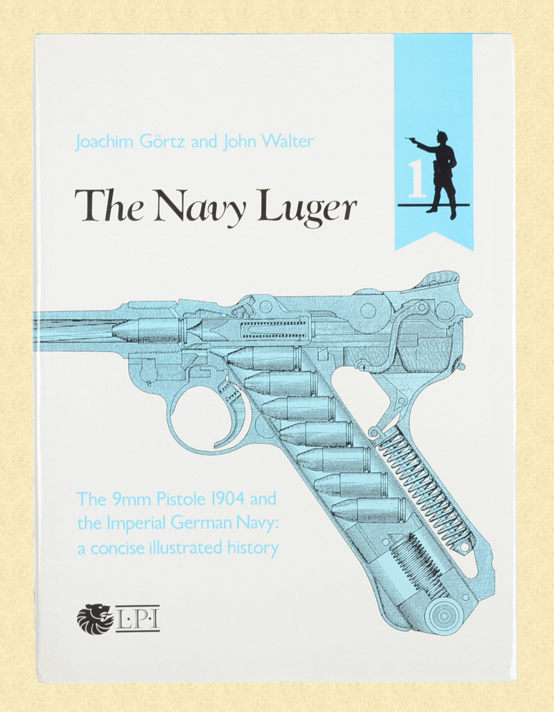 THE NAVY LUGER