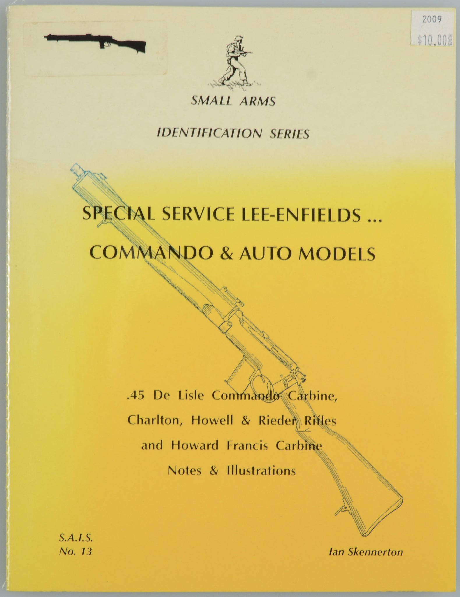 SPECIAL SERVICE LEE-ENFIELDS… COMMANDO&AUTO MODELS