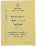 BRITISH SERVICE SWORD & LANCE PATTERNS