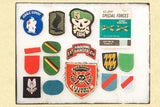 US MILITARY PATCHES & INSIGNIA